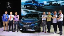 价格亲民 东风标致5008重庆车展正式上市