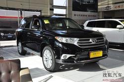 [衡阳]广丰汉兰达优惠5000元 有少量现车