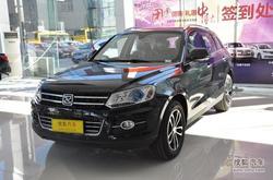 [杭州]众泰T600报价7.98万元起!少量现车