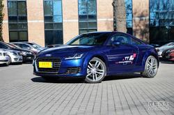 [杭州]奥迪TT最高优惠5.47万元!少量现车