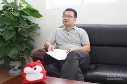 专访:无锡高力海泓菲亚特店总经理 徐洵