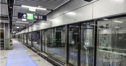 合肥地铁2号线样板站装修