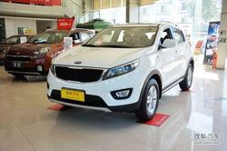 [洛阳]起亚智跑最高降价3.6万元现车销售