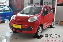 [济宁]奇瑞新QQ最高优惠0.2万 现车在售