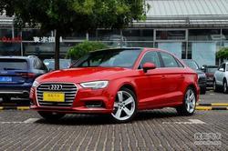[杭州]奥迪A3最高让利4.41万元 少量现车