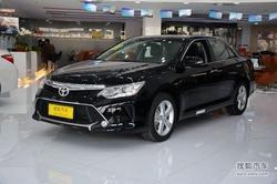 [扬州]丰田凯美瑞最高降2.5万! 现车销售