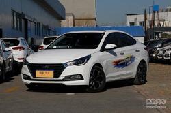 [天津]现代悦纳现车充足综合优惠1.4万元