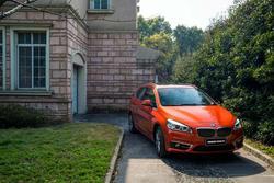 运通宝翔创新BMW 2系旅行车助力家庭出游