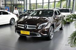 [西安]奔驰GLA级最高降4万 售24.98万起