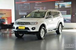 [天津]三菱帕杰罗劲畅有现车最高降6.5万
