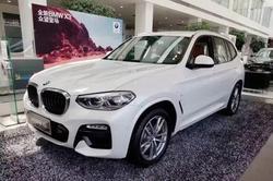 天津中顺津宝全新BMW X3已到店 欢迎鉴赏