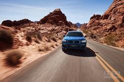 全新BMW X3精彩诠释原汁原味的驾驶乐趣