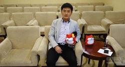 兰州车展专访:金瑞宝4S店总经理胡世耀!