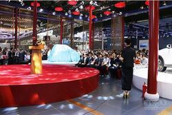 2016北京国际车展,众泰E200全球首发上市!