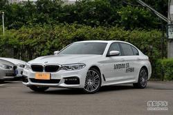 [郑州]宝马5系最低44.99万元起 现车销售