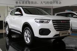 红标哈弗H4新车到店实拍 十万元SUV新宠!