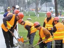 成都三环路扩能提升工程 已铺开全线施工