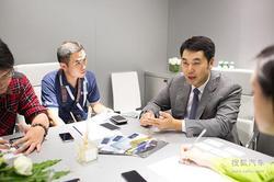 2015年广州车展专访玛莎拉蒂销售总监高孟雄