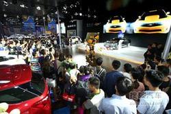 第十七届青岛国际汽车工业展览会即将开幕