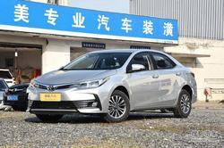 [长沙]丰田卡罗拉优惠4000元 现车供应中