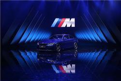 新BMW M4 CS于2017上海车展全球首发!