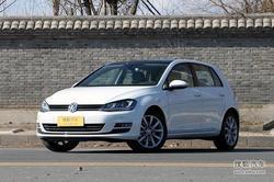 [天津]一汽-大众高尔夫现车优惠1.65万元