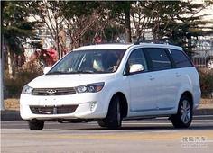 [成都]奇瑞艾瑞泽M7 可预定 最快5月提车