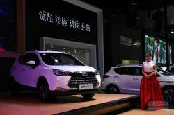 江淮小型SUV双子星智驱系列秋季车展上市