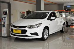 [上海]雪佛兰科鲁兹降价4.52万 现车充足