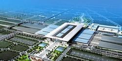 合肥推动南站南广场建设 明年春节前建成