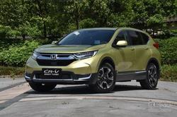 新CR-V扬言月销2万台 日系同级SUV有话说