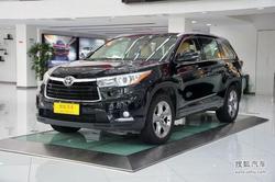 [郑州]丰田汉兰达现车销售最低23.98万起