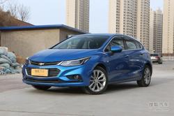 [上海]科鲁兹两厢优惠3.85万 店内有现车
