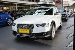 [威海]进口奥迪A4 allroad现金优惠0.1万