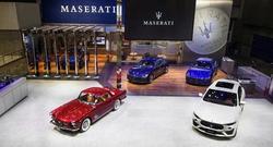 玛莎拉蒂V8再添新翼Levante GTS中国首发