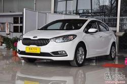 [大庆]购起亚K3最高优惠6000元 少量现车