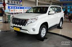 [保定]丰田普拉多最高降价6万 现车销售!