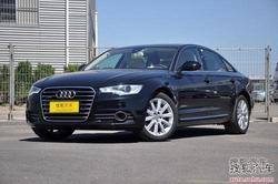 [承德]奥迪A6L豪华型优惠5万元 黑色现车