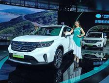 [热点新车]传祺GS4-PHEV亮相于杭州车展!