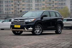 丰田新汉兰达订车一万元 按下单顺序交车