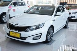 [温州]起亚K5最高优惠2.7万元 现车销售!