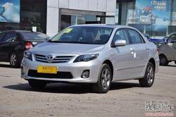 丰田卡罗拉换代优惠2万 最低售10.88万起