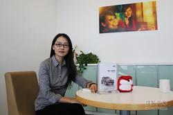 专访:无锡富绅沃尔沃4S店总经理 尤维佳