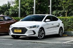 [天津]现代领动有现车购车最高优惠2.2万