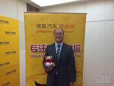 东城吉福杨龙飞:福睿斯未来成为重磅车型