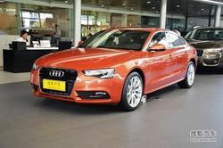 [保定]奥迪A5掀背最高降价18万 现车销售