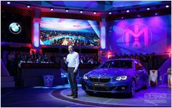 全新BMW 1系运动轿车为独立自我年轻而来