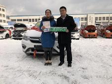 烟台太古比亚迪车主喜获首张新能源绿牌