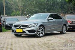 [哈尔滨市]奔驰C级最高优惠2万 现车销售