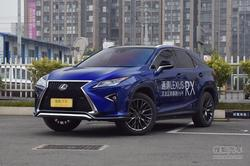 [无锡]雷克萨斯RX售价39万元起 接受预定